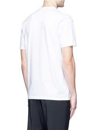 Back View - Click To Enlarge - MARNI - EKTA print cotton T-shirt