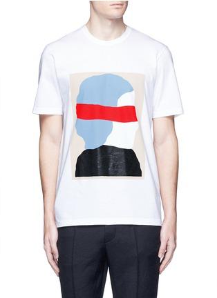 Main View - Click To Enlarge - Marni - EKTA print cotton T-shirt