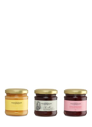 Main View - Click To Enlarge - Fortnum & Mason - Classic trio taster pack