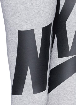 Detail View - Click To Enlarge - Nike - 'Leg-A-See Exploded' logo print leggings