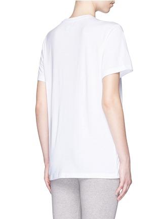 Back View - Click To Enlarge - Adidas - x Rita Ora scenic print T-shirt