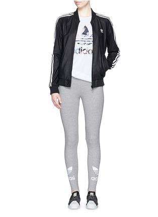 Figure View - Click To Enlarge - Adidas - x Rita Ora scenic print T-shirt