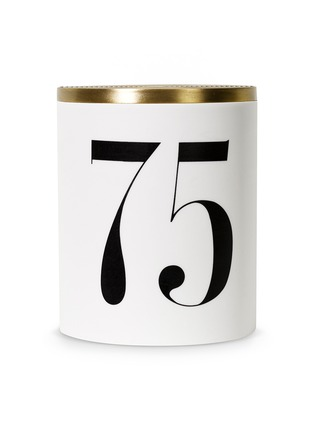 Main View - Click To Enlarge - L'OBJET - No. 75 scented candle 350g