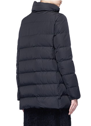 Back View - Click To Enlarge - Moncler - 'Petrea' padded down jacket