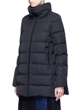 Front View - Click To Enlarge - Moncler - 'Petrea' padded down jacket