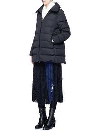 Figure View - Click To Enlarge - Moncler - 'Petrea' padded down jacket