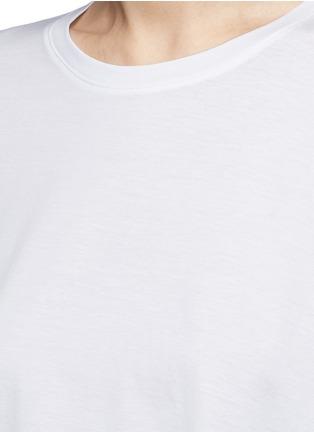 Detail View - Click To Enlarge - Acne Studios - 'Denya' cotton sweatshirt