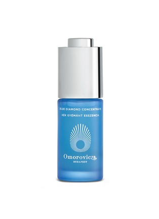 Main View - Click To Enlarge - Omorovicza - Blue Diamond Concentrate 30ml