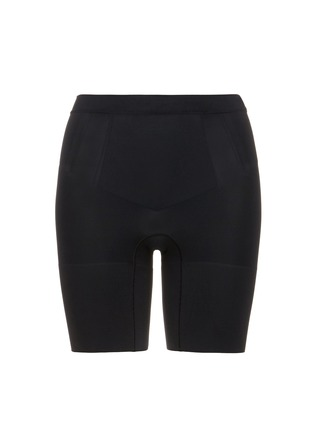 Main View - Click To Enlarge - Spanx By Sara Blakely - 'OnCore' mid-thigh shorts