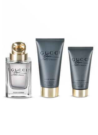 Main View - Click To Enlarge - GUCCI - Gucci Made To Measure Fragrance Gift Set