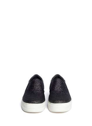 Figure View - Click To Enlarge - Ash - 'Jungle Bis' glitter platform slip-ons
