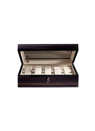 - Agresti - Ebony wood watch box