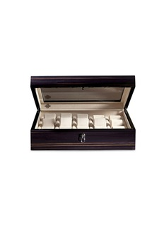 Agresti Ebony wood watch box