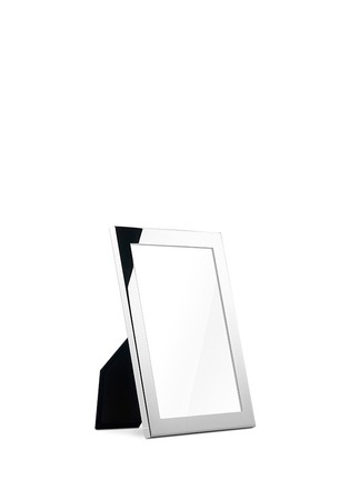 Figure View - Click To Enlarge - Addison Ross - Silver plate 5R photo frame
