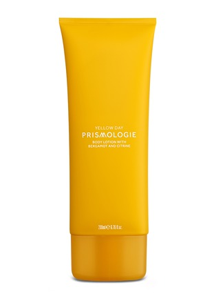 Main View - Click To Enlarge - PRISMOLOGIE - Yellow Day Citrine & Bergamot Body Lotion 200ml