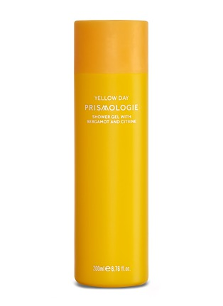 Main View - Click To Enlarge - Prismologie - Yellow Day Citrine & Bergamot Shower Gel 200ml