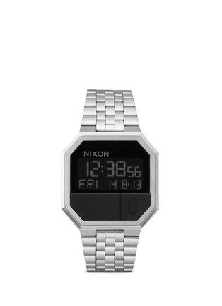 Main View - Click To Enlarge - Nixon Accessories - 'Re-Run' digital watch