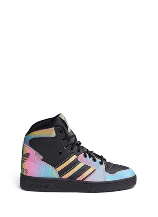 Main View - Click To Enlarge - Adidas - x Rita Ora 'Instinct W' leather sneakers