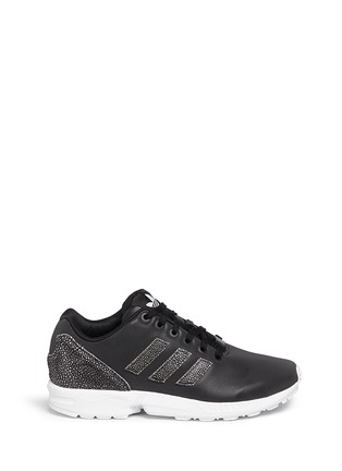 Main View - Click To Enlarge - Adidas - x Rita Ora 'ZX Flux' leather sneakers
