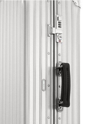 Detail View - Click To Enlarge - RIMOWA - CLASSIC FLIGHT MULTIWHEEL® (SILVER, 60-LITRE)