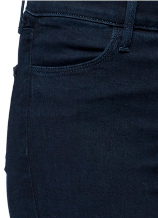 Detail View - Click To Enlarge - J BRAND - 'MARIA' HIGH RISE SKINNY PANTS