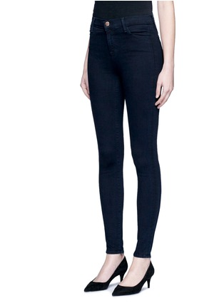 Front View - Click To Enlarge - J BRAND - 'MARIA' HIGH RISE SKINNY PANTS