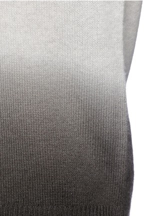 Detail View - Click To Enlarge - Theory - 'Adrianna FD' ombré effect cashmere sweater