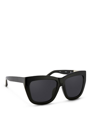 Figure View - Click To Enlarge - 3.1 Phillip Lim - Acetate square sunglasses