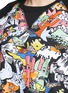 Detail View - Click To Enlarge - KENZO - 'Cartoon' desert print sweatshirt