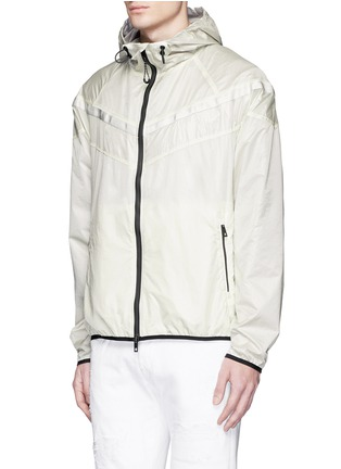 Front View - Click To Enlarge - rag & bone - 'Terrace' hooded jacket