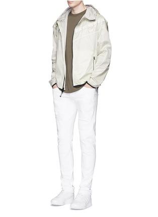 Figure View - Click To Enlarge - RAG & BONE - 'Terrace' hooded jacket