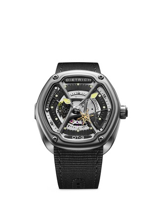 Main View - Click To Enlarge - DIETRICH - 'Organic Time 3' watch