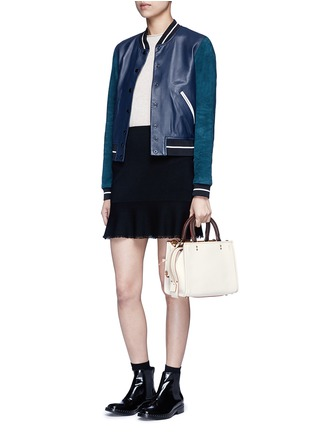 Figure View - Click To Enlarge - Coach - 'Rogue 25' glovetanned leather satchel
