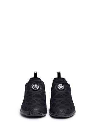 Front View - Click To Enlarge - Puma - 'Disc Sleeve Ignite Foam' slip-on sneakers