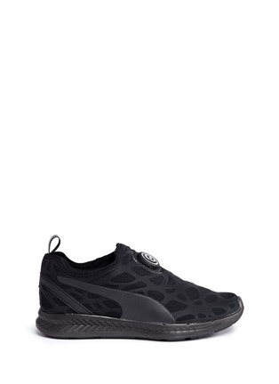 Main View - Click To Enlarge - Puma - 'Disc Sleeve Ignite Foam' slip-on sneakers