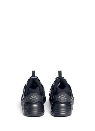 Back View - Click To Enlarge - Puma - 'Trinomic Disc Blaze' slip-on sneakers