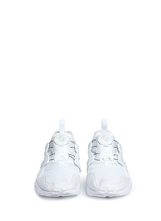 Front View - Click To Enlarge - PUMA - 'Trinomic Disc Blaze' slip-on sneakers