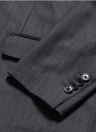- Lardini - Pinstripe wool suit