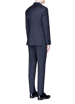 Back View - Click To Enlarge - Lardini - 'Archilight' wool suit