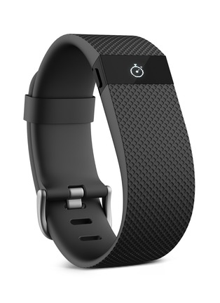 Main View - Click To Enlarge - Fitbit - Charge HR activity wristband