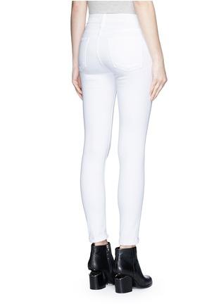 Back View - Click To Enlarge - Frame Denim - 'Le Color' skinny jeans