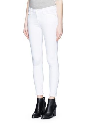 Front View - Click To Enlarge - Frame Denim - 'Le Color' skinny jeans