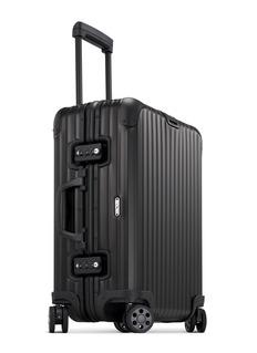 RIMOWA Topas Stealth Cabin Multiwheel® (Black, 45-litre)