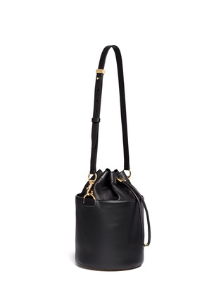 Front View - Click To Enlarge - Alexander Wang  - Stud leather bucket bag