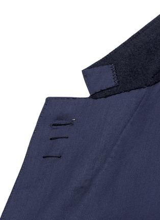 - Lardini - 'Leisure' regular fit wool suit