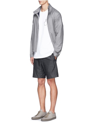 Figure View - Click To Enlarge - rag & bone - 'Matthew' cotton shorts