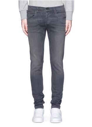 Detail View - Click To Enlarge - rag & bone - 'Fit 1' skinny jeans