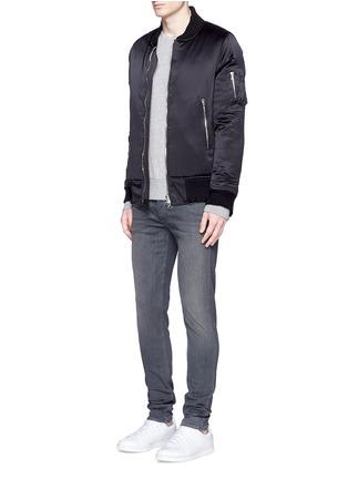 Figure View - Click To Enlarge - rag & bone - 'Fit 1' skinny jeans