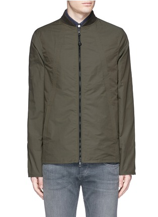 Main View - Click To Enlarge - rag & bone - 'Depot' tech cotton jacket