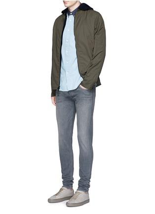 Figure View - Click To Enlarge - RAG & BONE - 'Depot' tech cotton jacket